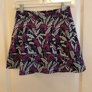 Club  Monaco flower skirt